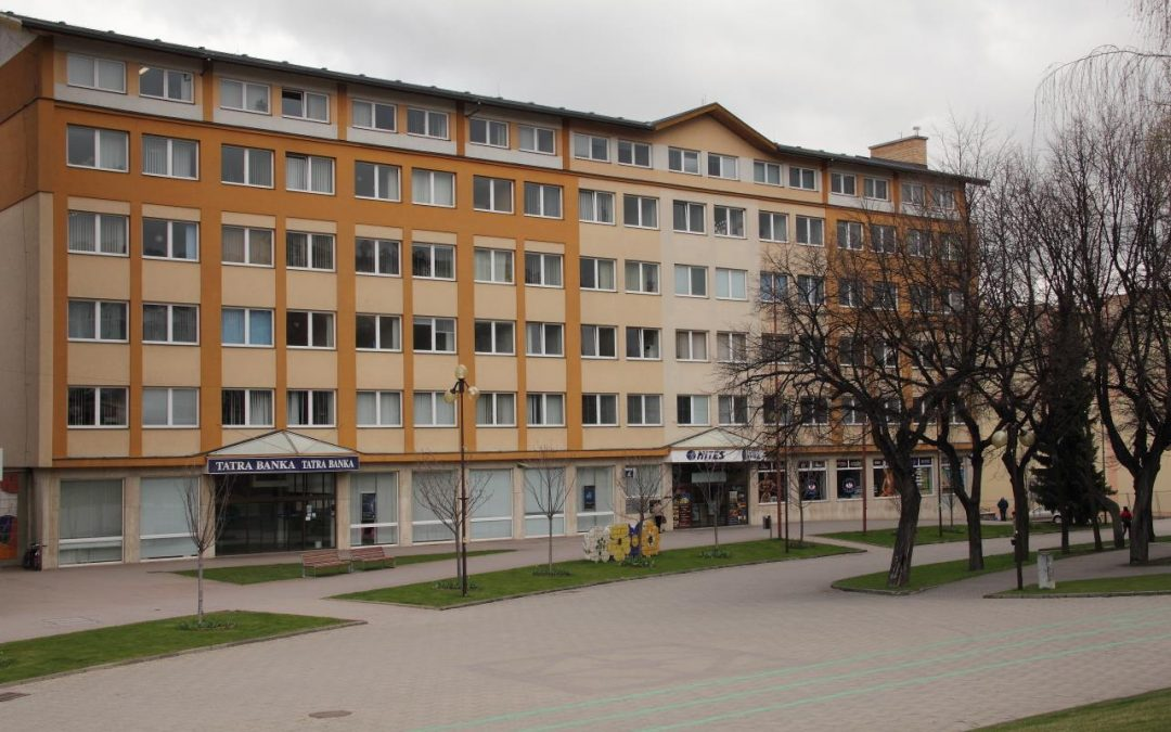 Oznam o zmene sídla spotrebiteľského poradenského centra v Poprade
