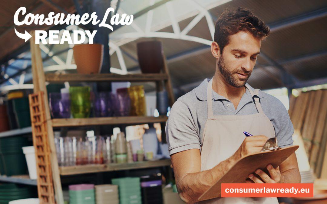 Pripravte svoju firmu na spotrebiteľské právo