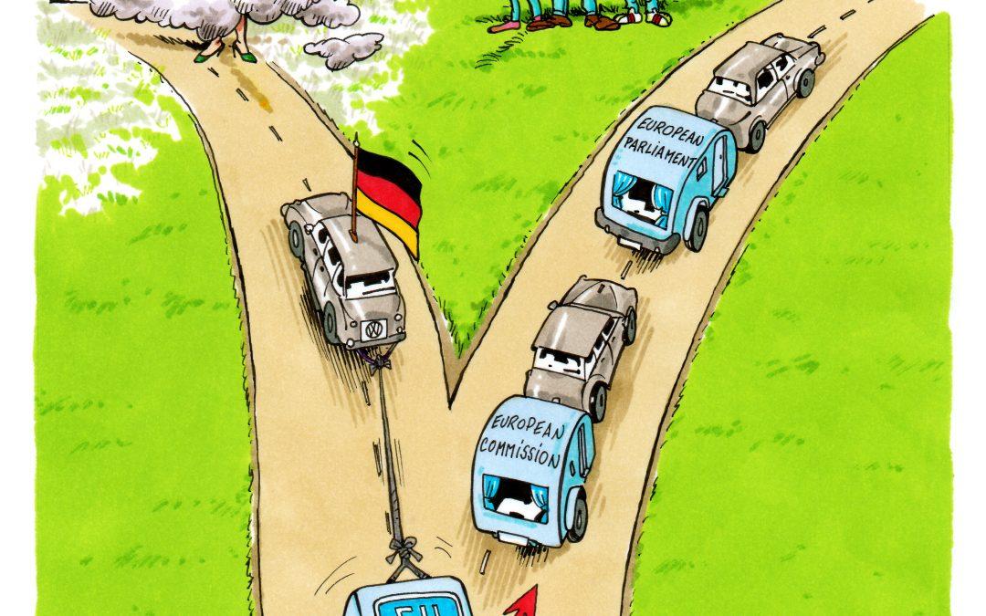 Členské štáty EÚ riskujú, že reformy v oblasti testovania automobilov sa stanú len papierovými molochmi
