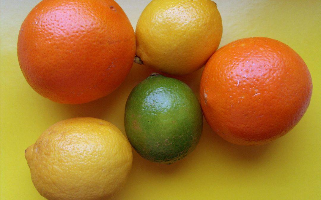 Ako nakupovať citrusy?