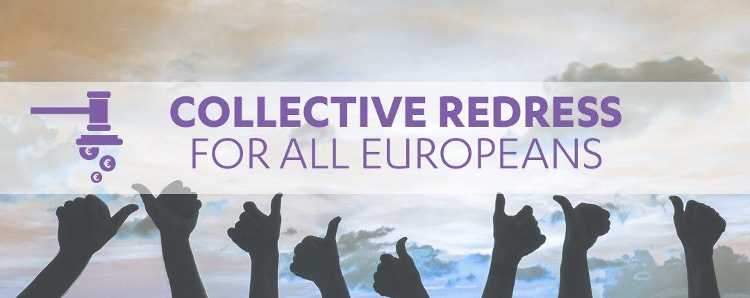 Novoprijaté pravidlá umožňujú konečne aj spotrebiteľom v EÚ brániť svoje práva kolektívne