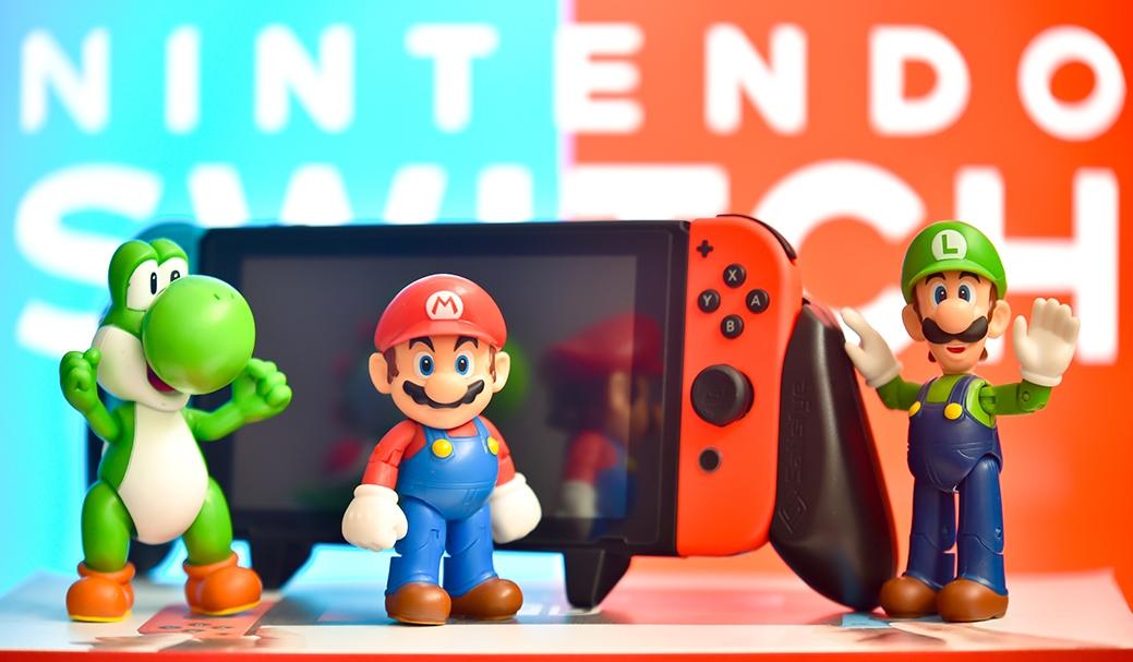 Počet sťažností spotrebiteľov na hernú konzolu Nintendo Swich stále rastie