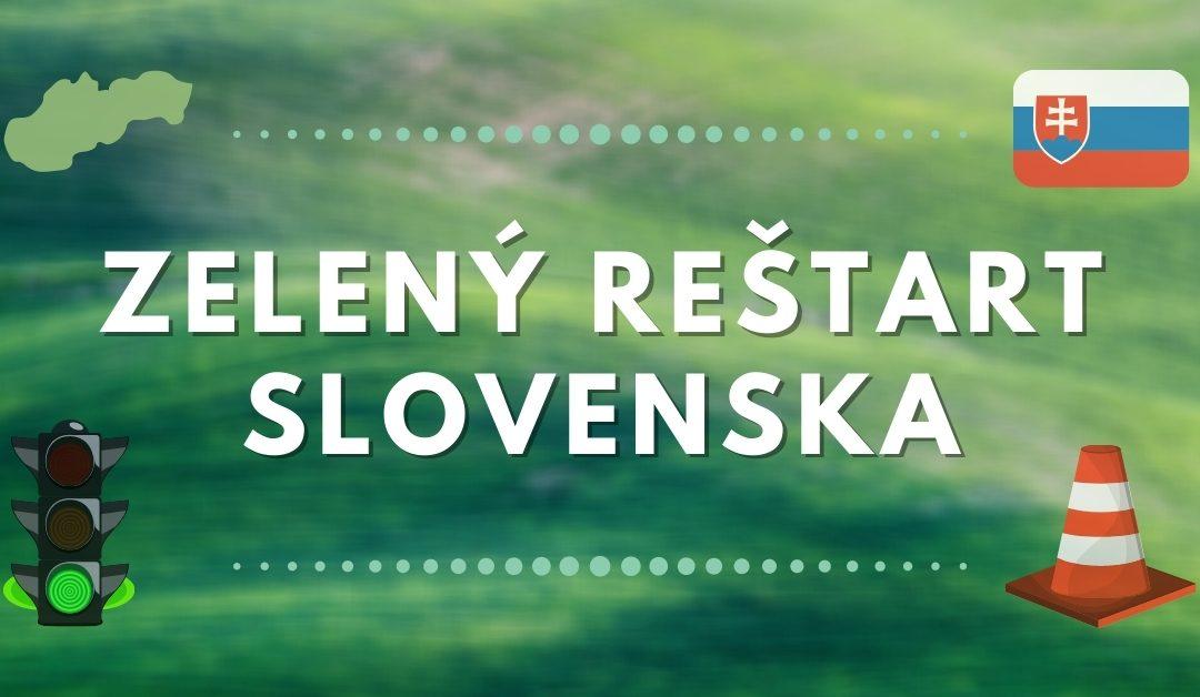 Zelený reštart Slovenska by mohol zastaviť zanedbávanie verejnej dopravy a pomôcť nielen so zdravím